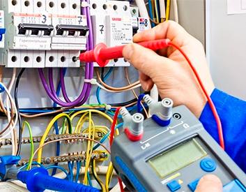 Измерение тока в электрощитовой