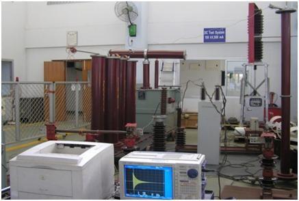 Установки для электрического измерения и обслуживания